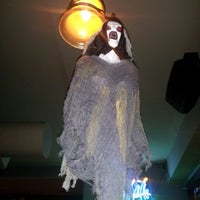 Photo taken at Driftwood Bar by Maria on 10/28/2012