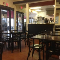 Photo taken at Trattoria Centrale by Brian A. on 5/1/2013