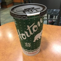 Photo taken at Tim Hortons by Linus T. on 12/29/2015