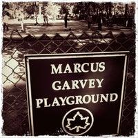 Photo taken at Marcus Garvey Park - Dog Run by Arnaud P. on 10/21/2012