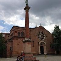 Photo taken at Basilica di San Domenico by Michael P. on 5/10/2013