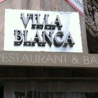 Photo taken at Villa Blanca by Adrienne B. on 12/29/2012