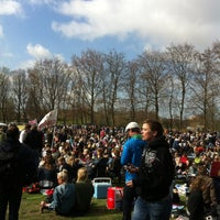 Photo taken at Stadsparken by Anders L. on 4/30/2013