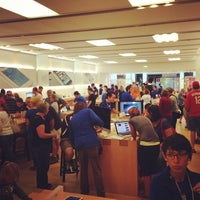 Photo taken at Apple West County by Richard V. on 10/12/2013