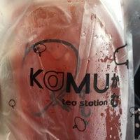 Photo taken at Kamu Tea Station by Hiranya K. on 9/18/2015