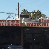 Photo taken at Tacos Jalisco by Joey M. on 1/30/2016