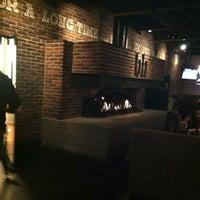 Photo taken at Brick House Tavern + Tap by Nicole B. on 3/28/2013