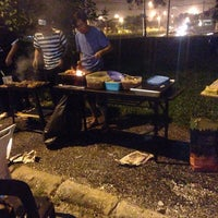 Photo taken at Ampang Baru, Ipoh by Ayu F. on 10/24/2015