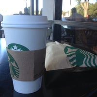 Photo taken at Starbucks by Don L. on 9/28/2012
