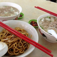 Photo taken at Sri Nibong Kopitiam by Jason G. on 1/10/2013