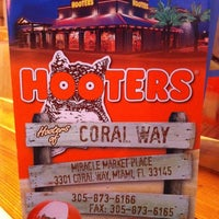 Photo taken at Hooters by Juan C. on 10/8/2012