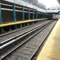 Photo taken at MTA Subway - Newkirk Plaza (B/Q) by Deharryson1 on 5/8/2013