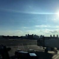 Photo taken at Gate B19 by Matt M. on 7/13/2016