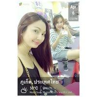 Photo taken at Coliseum Paradise Cineplex Phuket by Arina K. on 4/6/2014