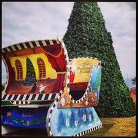 Photo taken at Valor Memorial Garden by Peter G. on 12/5/2013