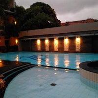 Photo taken at Laut Biru Resort Hotel by Irsan S. on 1/31/2015