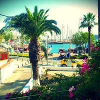 Photo taken at Milta Bodrum Marina by damla k. on 6/22/2013