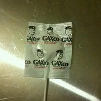 Photo taken at Gasolinera Pemex 7675 by Astrid L. on 10/11/2012