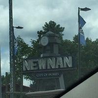 Photo taken at Newnan, GA by Brandi S. on 8/11/2016