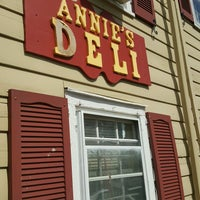 Photo taken at Annie's Deli by Lee S. on 9/26/2016