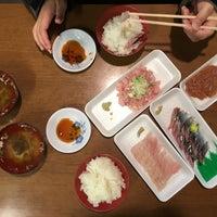 Photo taken at 八戸市営魚菜小売市場 by Janice L. on 10/24/2016