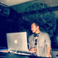 Photo taken at V2 Lounge Bar & Karaoke by Ilham R. on 1/19/2013