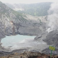 Photo taken at Gunung Tangkuban Parahu by Ibrahim R. on 4/3/2013