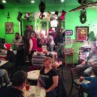 Photo taken at Tattooed Mom by Stephen L. on 12/22/2012