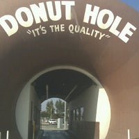 Photo taken at The Donut Hole by Neal G. on 11/28/2012
