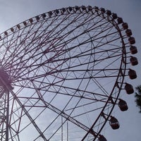 Photo taken at Diamond and Flower Ferris Wheel by chiruparu on 12/2/2012
