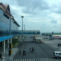 Photo taken at Lombok International Airport (LOP) by Ibenk D. on 6/18/2013