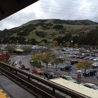Photo taken at Orinda BART Station by Jack W. on 11/21/2012