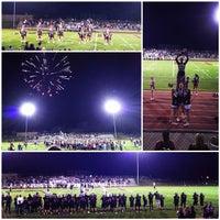 Photo taken at Northridge High School by Ashley L. on 9/13/2014