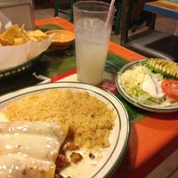 Photo taken at El Vallarta by Jane N. on 2/20/2013