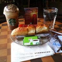 Photo taken at Starbucks by Disty Puji Astuti K. on 6/4/2013