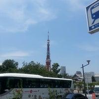 Photo taken at Shibakoen Station (I05) by bakerattahancho on 6/5/2013
