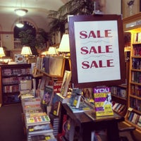 Photo taken at Boulder Bookstore by Eric M. on 12/23/2012