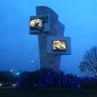 Photo taken at Indianapolis Zoo by Emily T. on 12/19/2012