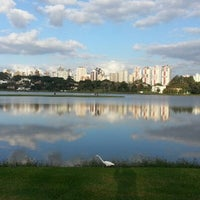 Photo taken at Parque Barigui by Samuel de V. on 5/25/2013