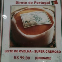 Photo taken at Delícias Portuguesas by Luciana D. on 11/20/2012
