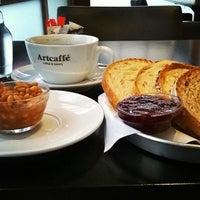 Photo taken at Artcaffe by Maryanne N. on 10/3/2014