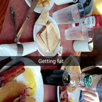 Photo taken at Maple Leaf Pancake House by Aigner L. on 8/2/2016