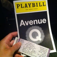 Photo taken at Avenue Q by Reinaldo D. on 4/15/2013