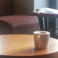 Photo taken at Starbucks Coffee by Monica M. on 11/21/2012
