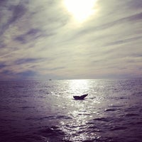 Photo taken at Boston Harbor Whale Watch by Sarah M. on 9/17/2014