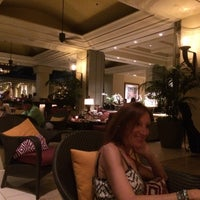 Photo taken at The Lobby Lounge by Felipe on 8/1/2014