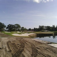 Photo taken at Bay Colony Golf Club by Justin C. on 8/12/2014