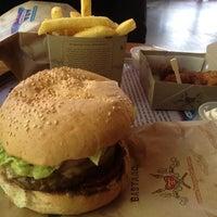 Photo taken at BurgerFuel by Bryan G. on 8/1/2013