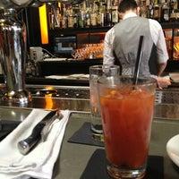 Photo taken at Bastille Café & Bar by Lisa K. on 1/20/2013