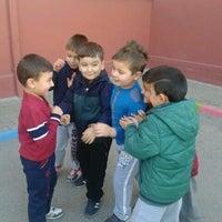 Photo taken at Remzi Zümrüt İlk Öğretim Okulu by Refiye A. on 11/19/2015